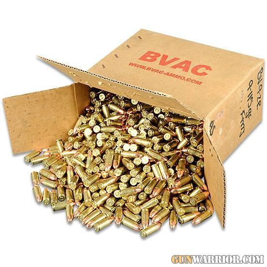 BVAC Discount Firearm Ammunition ... - Cheaper Than Dirt!
