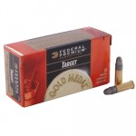 Federal-Gold-Medal-Target-22-Long-Rifle-Ammo-40-Grain-Solid-Lead-Round-Nose