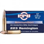 Prvi-Partizan-223-Remington-Ammo-55-Grain-Soft-Point