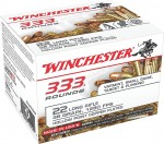 Winchester-22-Long-Rifle-Ammo-36-Grain-Plated-Lead-Hollow-Point-333-Rounds-Bulk
