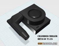 Chamber Chiller BETA-50 v1.25 Rifle Barrel Cooler Prototype Design