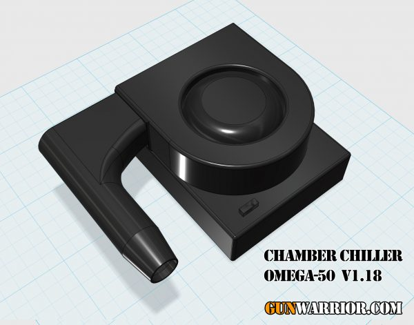 Chamber Chiller OMEGA-50 v1.18 Prototype Design